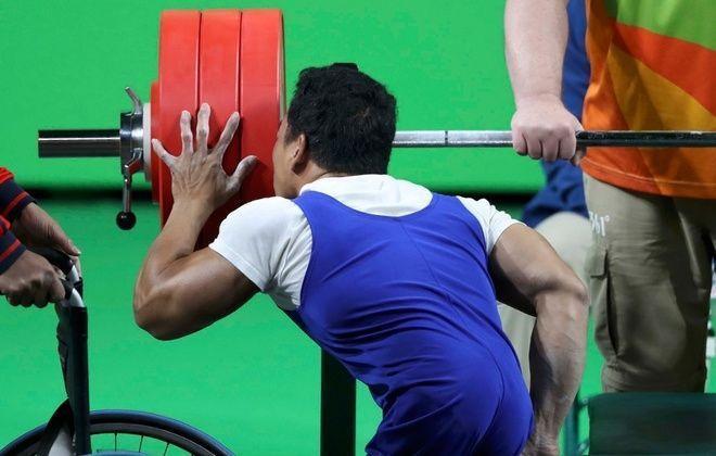 Lê Văn Công phá kỉ lục, giành HCV đầu tiên tại Paralympic Rio 2016 ảnh 8