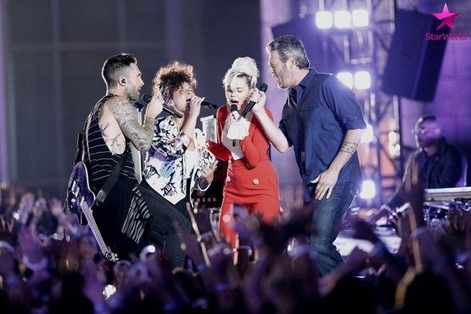 Adam Levine bái phục Miley Cyrus, xóa tan tin đồn ganh tị tại The Voice US ảnh 4