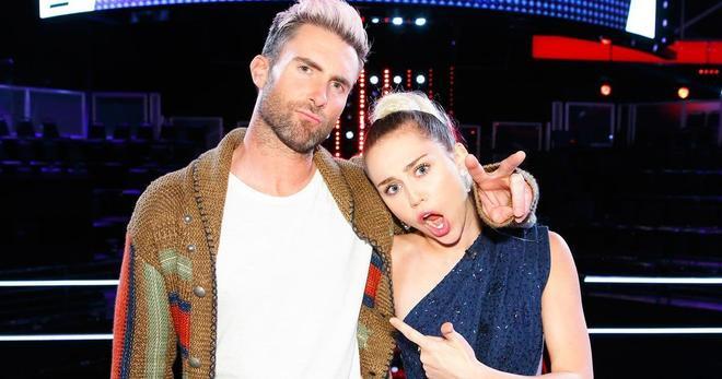 … Tuy nhiên, Adam đã nhanh chóng phủ nhận và dành những lời khen tuyệt vời nhất cho Miley