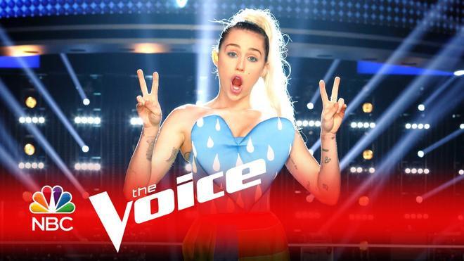 Một Miley siêu dễ thương chinh phục hoàn toàn khán giả của The Voice US mùa 11
