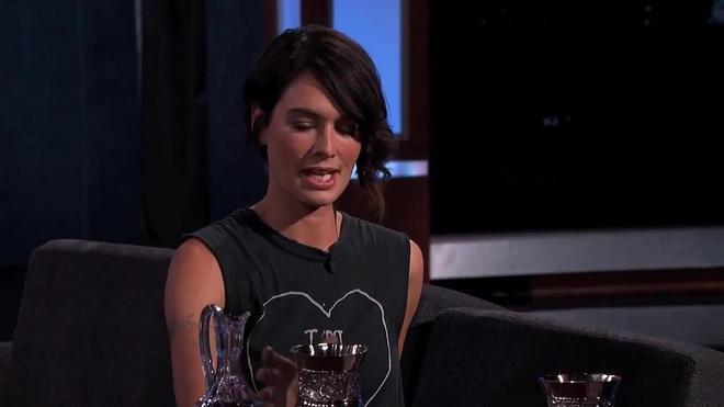 """Màn hoá thân thành vai diễn Cersei Lannister của Lena Headey trên sóng truyền hình đã gây """"bão"""" cách đây ít lâu."""
