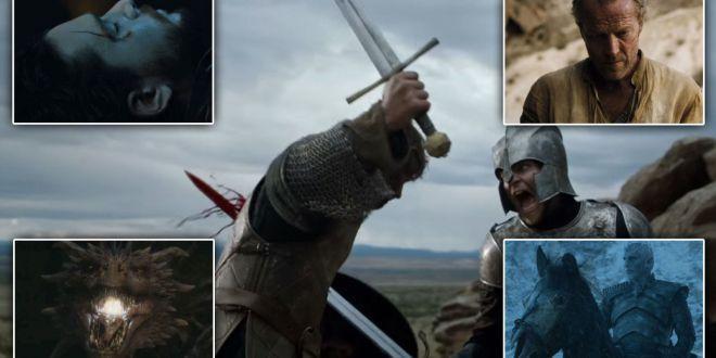 Dự đoán Emmy 2016: Lý do Game of Thrones nên thắng lớn ảnh 0