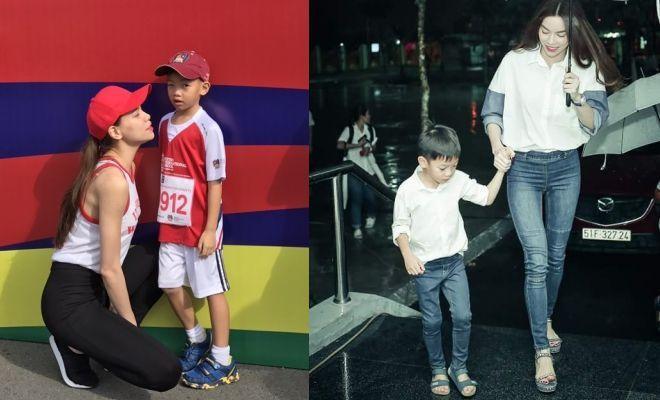 Hiện Subeo đã được hơn 6 tuổi, Hồ Ngọc Hà hay doanh nhân Cường Đô la cũng thoải mái trong việc chia sẻ hình ảnh con trai với mọi người. Đặc biệt, càng lớn, Subeo càng sở hữu chiều cao nổi bật giống mẹ Hồ Ngọc hà.