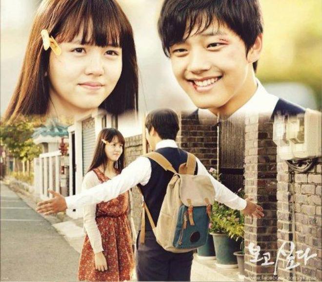 Kết đôi cùng Kim Soo Hyun trong bộ phim Missing you