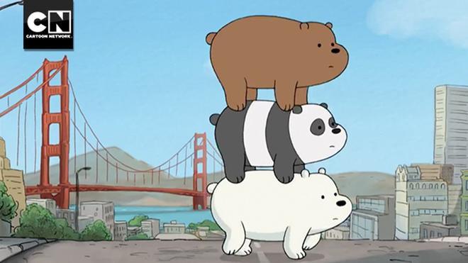 """""""Tháp gấu"""" đặc trưng của bộ phim, trên phông nền cũng đặc trưng không kém của thành phố San Francisco"""