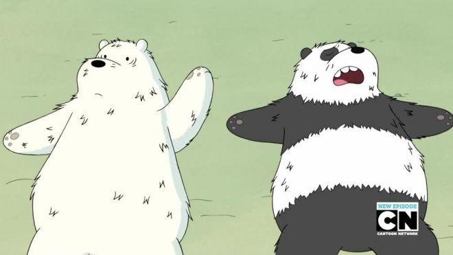 We Bare Bears  Chúng tôi là những kẻ dị biệt muốn được bình thường ảnh 4
