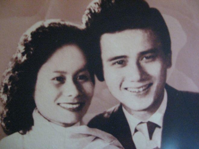 Phạm Bằng và người vợ thanh mai trúc mã thủa hàn vi.