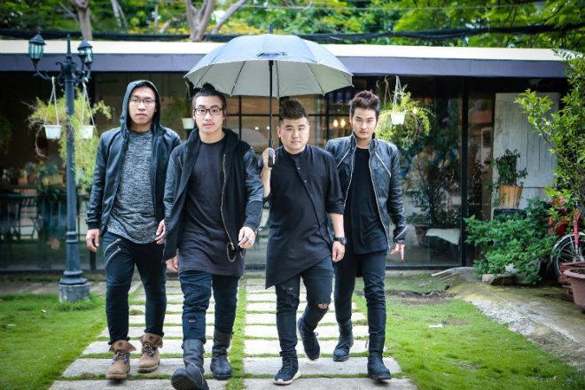Bốn chàng trai của F Band