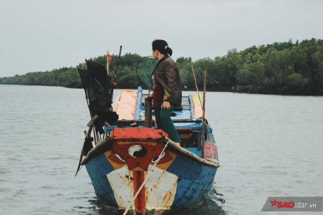 Lao đao nghề biển và cái tình của người chài lưới ảnh 10