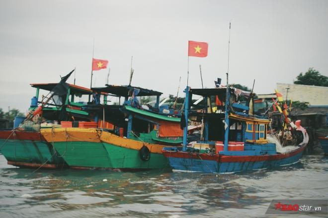 Lao đao nghề biển và cái tình của người chài lưới ảnh 1