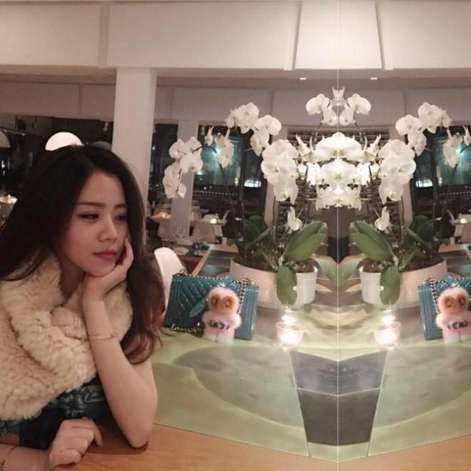 Dàn em gái sao Việt vừa xinh vừa sang chảnh thế này bảo sao nổi tiếng chẳng kém hot girl! ảnh 4