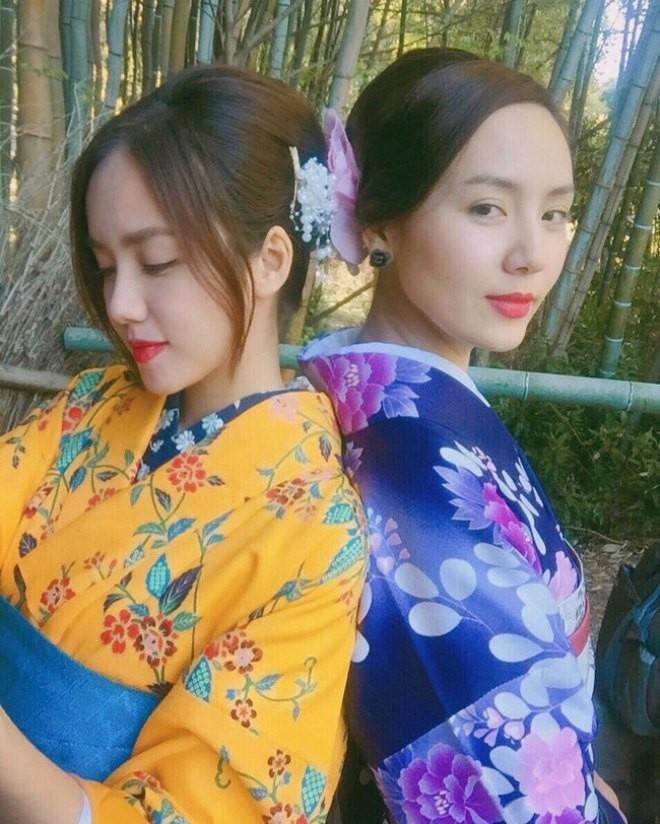 Dàn em gái sao Việt vừa xinh vừa sang chảnh thế này bảo sao nổi tiếng chẳng kém hot girl! ảnh 6