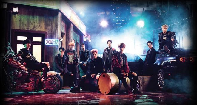 EXO sẽ góp phần làm cho âm nhạc vào mùa đông năm nay nóng hơn bao giờ hết.