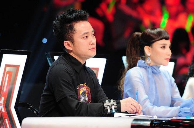 Tùng Dương - Vị giám khảo khó tính tại Nhân tố bí ẩn 2016.