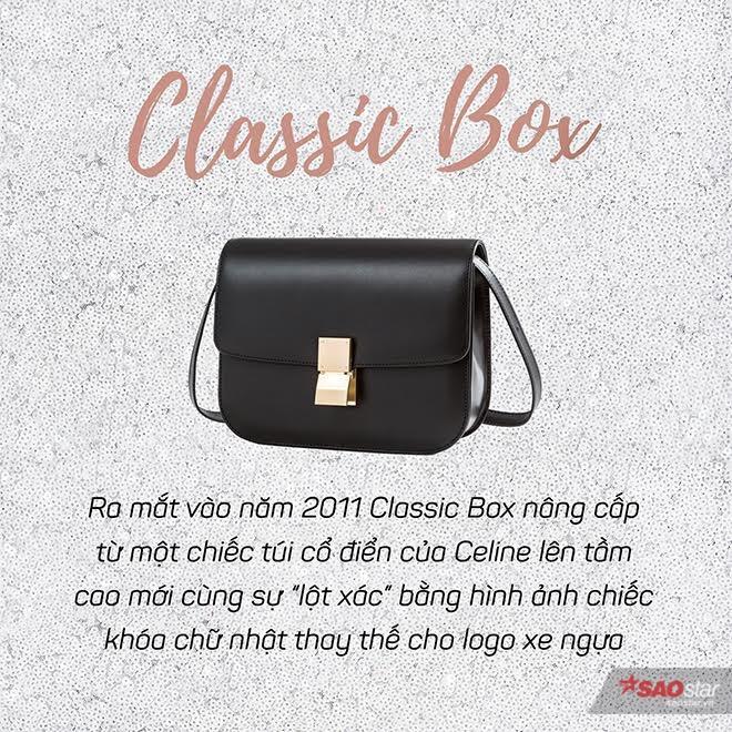 """Thành viên """"chị đại"""" của thương hiệu Céline."""