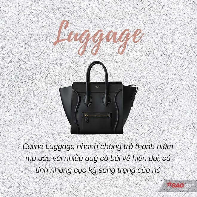 """Không thể không nhắc đến """"cô nàng"""" nóng bỏng nhất mọi thời đại mang tên Luggage."""