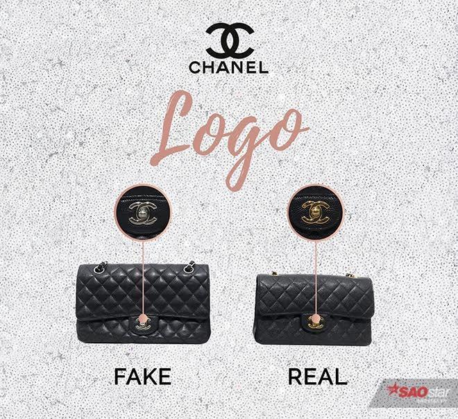 Điểm phân biệt thật giả cuối cùng của dòng túi xách Chanel.