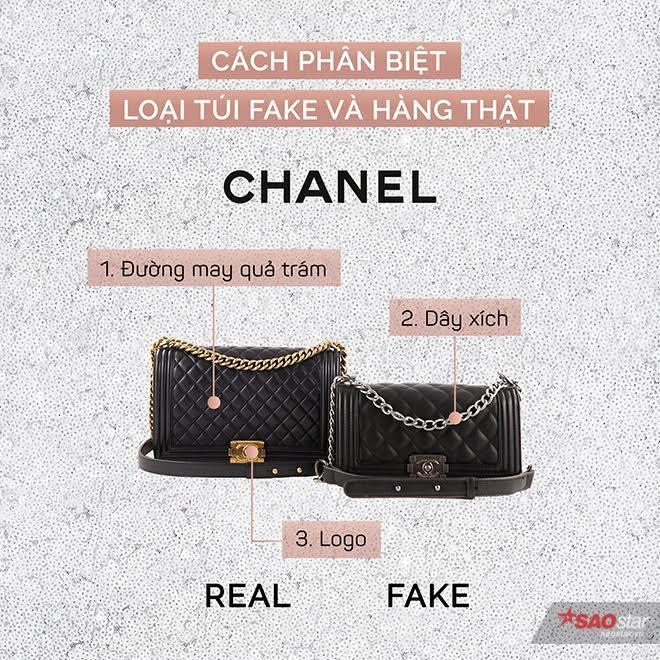 """Dưới đây chính là 3 cách giúp bạn dễ dàng phân biệt những chiếc túi thật và giả trên thị trường """"trôi nổi"""" hiện nay."""