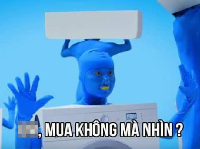 Không thể ngừng cười với những ảnh chế về clip quảng cáo Mua ti vi, mua tủ lạnh ảnh 8