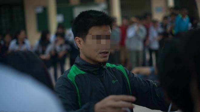 Thầy Nguyễn Ngọc Tú. Ảnh: Tuan Nguyen