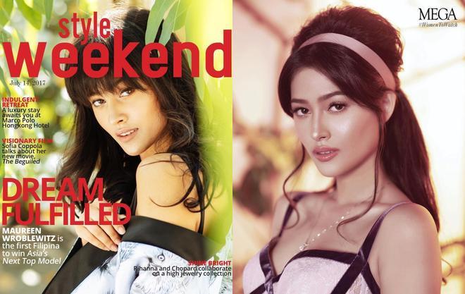 … nhưng xuất hiện trên nhiều cover tạp chí vẫn là gương mặt xinh đẹp quen thuộc ấy.