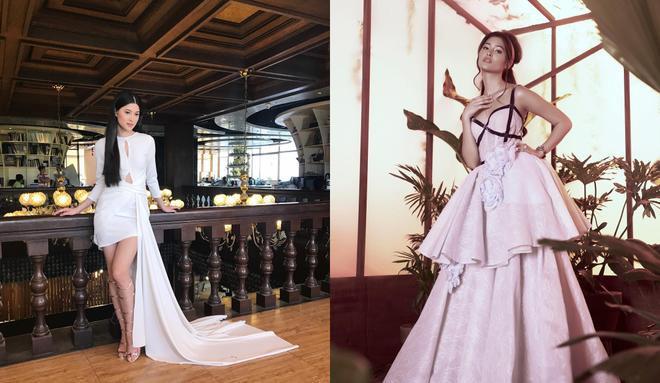Maureen trông rất giống hoa hậu Philippines hơn là siêu mẫu châu Á.