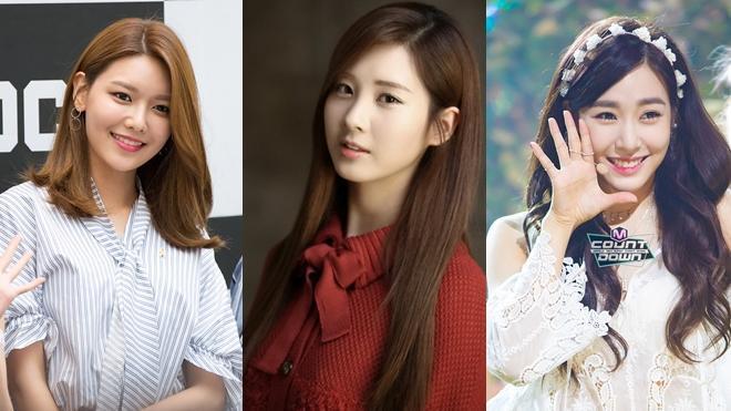 3 thành viên SNSD không tiếp tục hợp đồng cùng công ty quản lý SM.