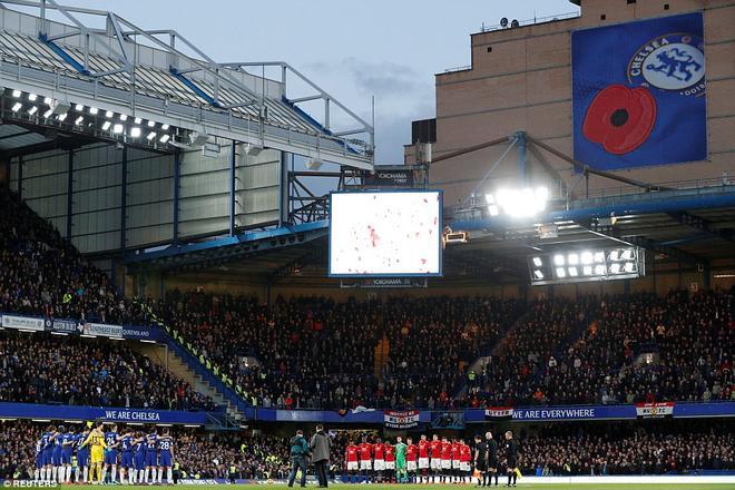 Mourinho dùng y chang đội hình vừa hạ Tottenham để đấu với Chelsea