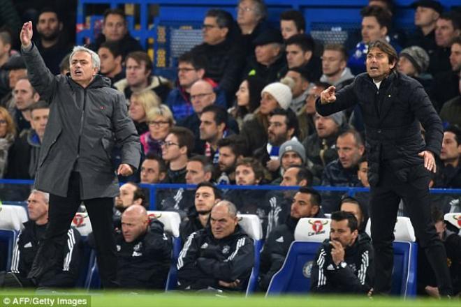 Sai lầm khiến Mourinho phải trả giá do Conte rất biết cách tận dụng nhược điểm của đối thủ