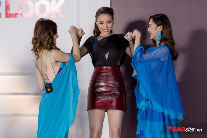 Team Kỳ Duyên giành chiến thắng suýt sao trước đội Phạm Hương.