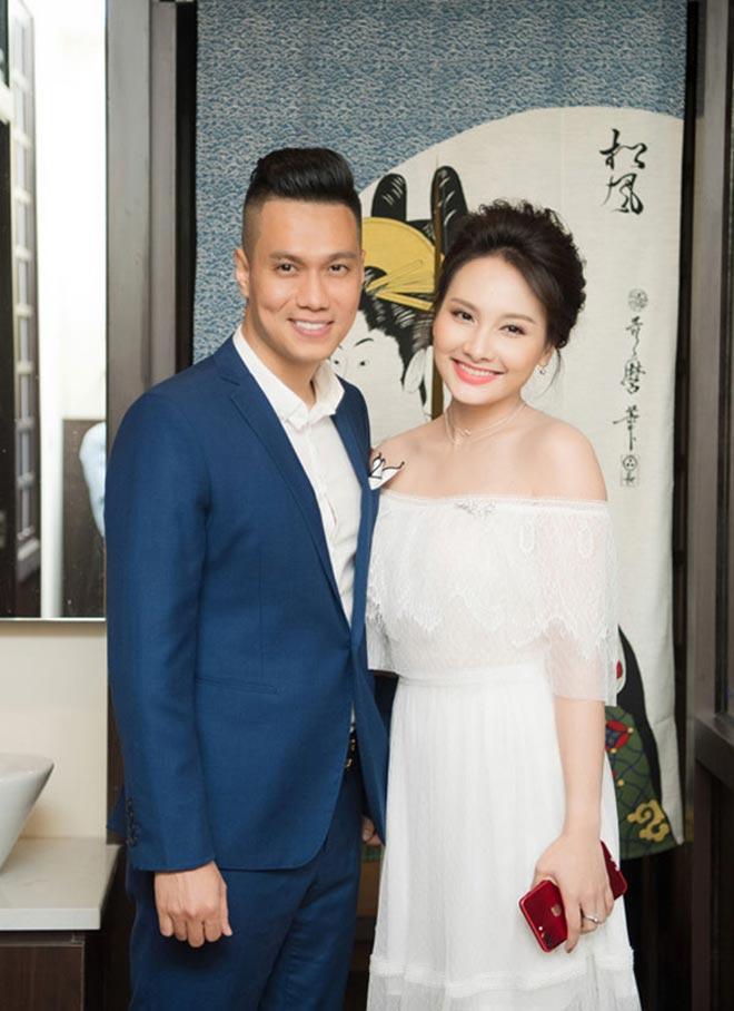 Bảo Thanh và Việt Anh vướng phải lùm xùm tin nhắn khi bộ phim Sống chung với mẹ chồngchuẩn bị kết thúc.