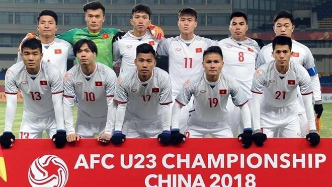 U23 Việt Nam đang sống trong những ngày vui sau thành công ở U23 châu Á 2018.