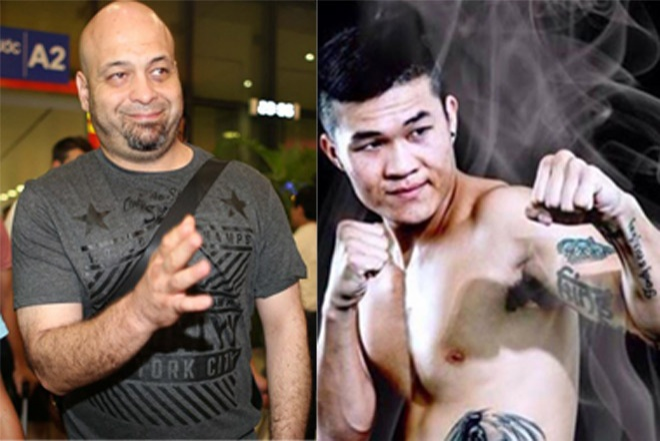 Trương Đình Hoàng và võ sư Flores sẽ thi đấu với nhau vào tháng 6.