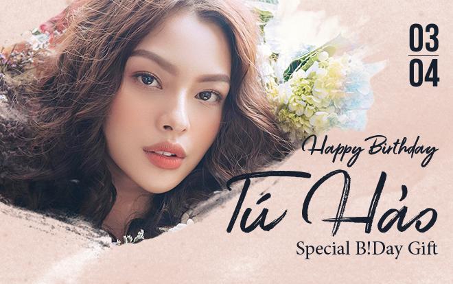 Xin chúc Tú Hảo có một tuổi mới với thật nhiều thành công và hạnh phúc nhé!