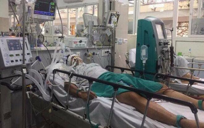 Trọng tài Dương Ngọc Tân qua đời vào sáng nay.
