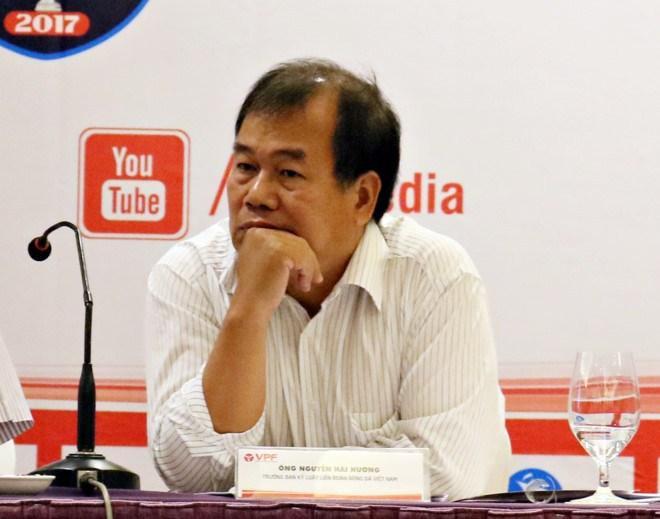 Trưởng ban kỷ luật – Nguyễn Hải Hường.