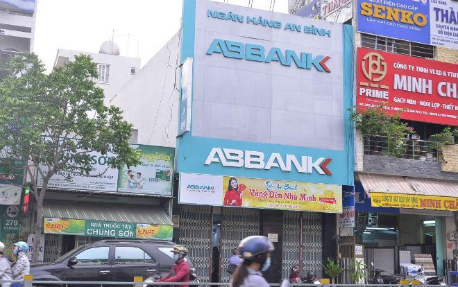 Ngân hàng ABbank mà nhóm cướp hành động.
