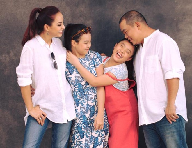 Hai công chúa nhà Minh Khang – Thúy Hạnh có tên lần lượt là Lê Gia Hân và Lê Gia An. Nếu khán giả tinh ý sẽ phát hiện khi sắp xếp 4 thành viên gia đình này sẽ có cụm từ Hân – Hạnh – An – Khang rất thú vị.