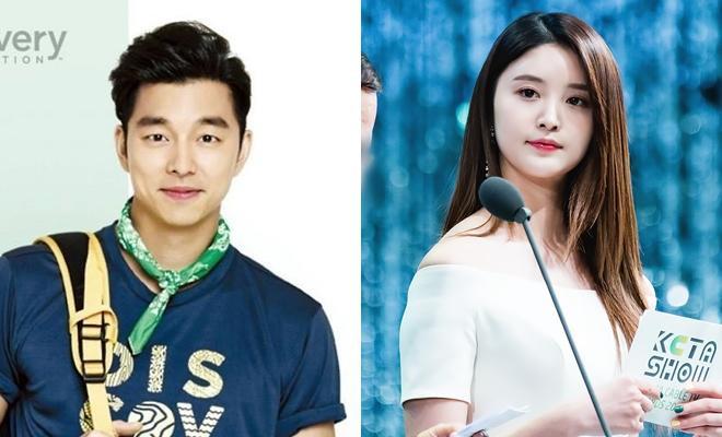 """Mẫu bạn trai lý tưởng của Junghwa: nam diễn viên Gong Yoo – """"soái ca"""" từng làm bao fan nữ """"điêu đứng"""" với hình ảnh chàng barista cùng sơmi trắng trong The 1st Shop Of Coffee Bean."""