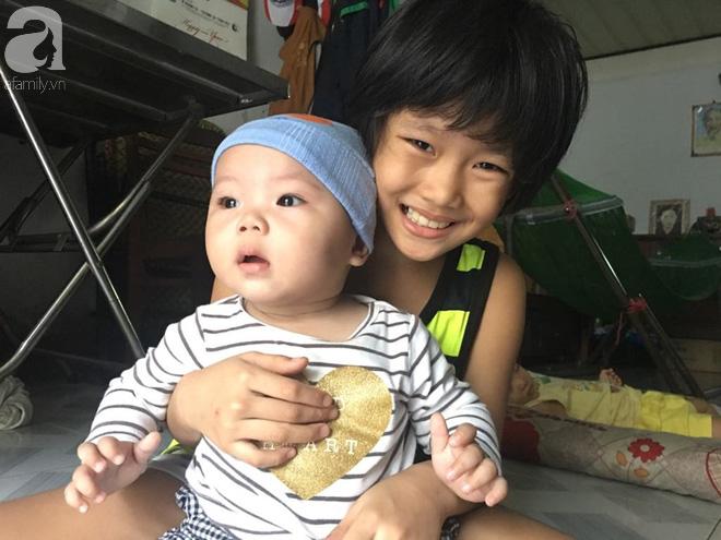Sau gần 6 tháng nhận được sự giúp đỡ, hai chị em Minh Tâm - Minh Thư đã có một cuộc sống tốt hơn.