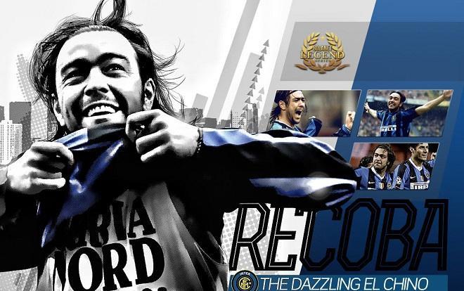 Tài năng của Recoba khiến cựu chủ tịch Inter, Massimo Moratti phát cuồng. Ảnh: Inter.it.