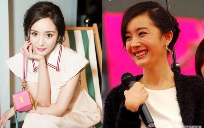 Dương Mịch có vẻ hợp nhất với thần thái sang chảnh của nụ cười mỉm ngọt ngào.