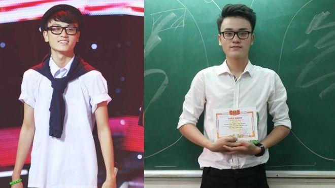 Hình ảnh 5 năm trước của anh chàng diển trai Nguyễn Tùng Hiếu