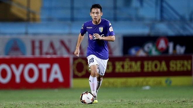 Đỗ Hùng Dũng là 50% sức mạnh Hà Nội FC. Ảnh: Thể thao văn hóa.