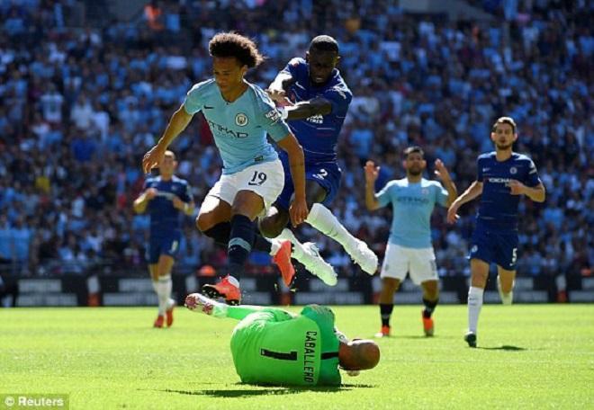 Chelsea thi đấu đầy lúng túng. Ảnh: Reuters.