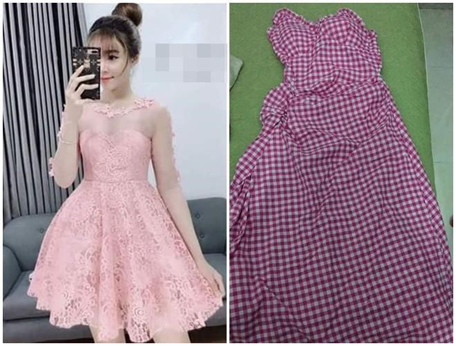 Tìm điểm giống nhau giữa hai chiếc váy!