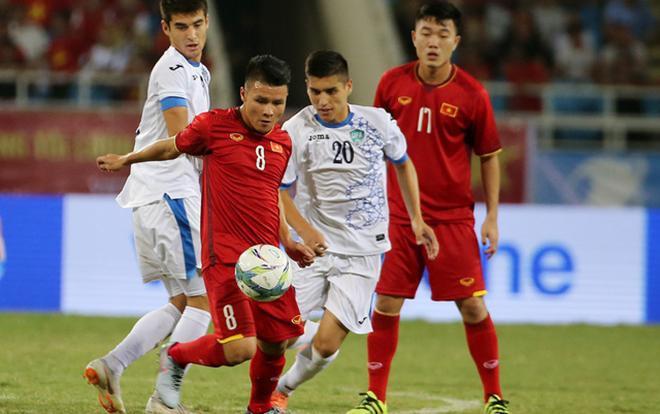 Những trận đấu đầu tiên của môn bóng đá nam tại bảng A ASIAD 2018 đã khởi tranh từ hôm 10 tháng 8.