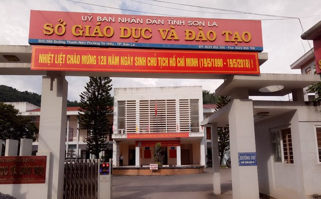 Sở Giáo dục – Đào tạo tỉnh Sơn La.