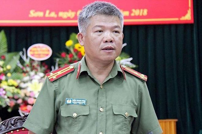 Thượng tá Trần Thanh Sơn – Trưởng phòng Tham mưu, Công an tỉnh Sơn La kể chuyện phá án.