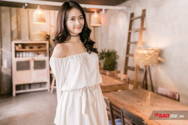 Trương Mỹ Nhân team HLV Lan Khuê Gương mặt thương hiệu 2017